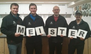 Mannschaft LP Meister 2016